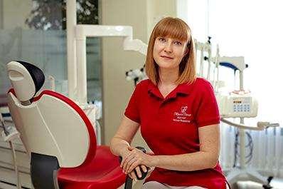 Бургарт Наталья Федоровна, врач стоматолог-терапевт